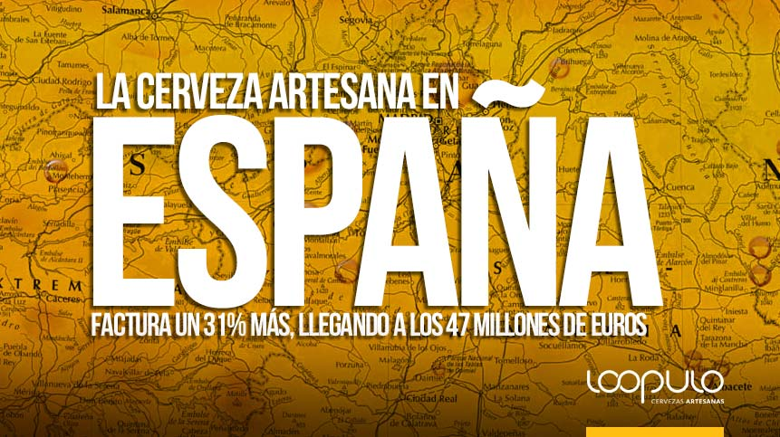 La cerveza artesana en España factura un 31% más, llegando a los 47 millones de euros – Loopulo
