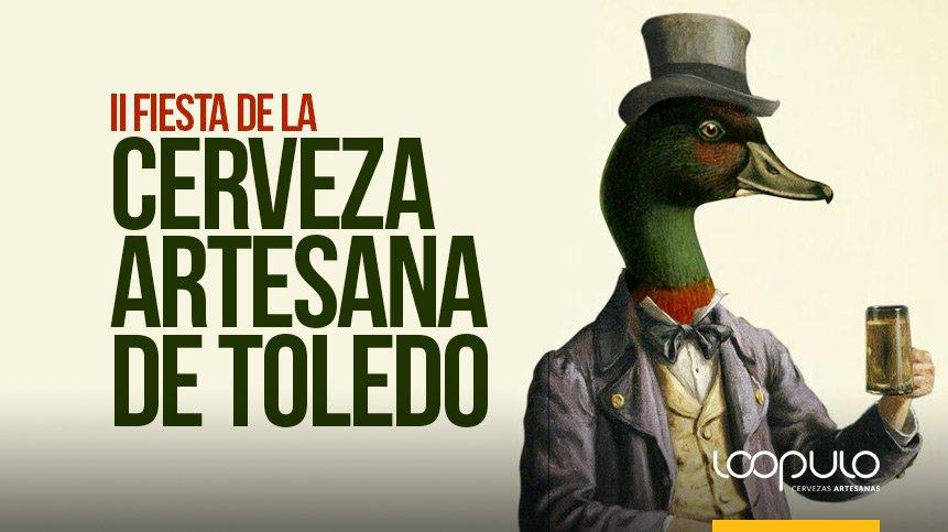 II FIESTA DE LA CERVEZA ARTESANA DE TOLEDO