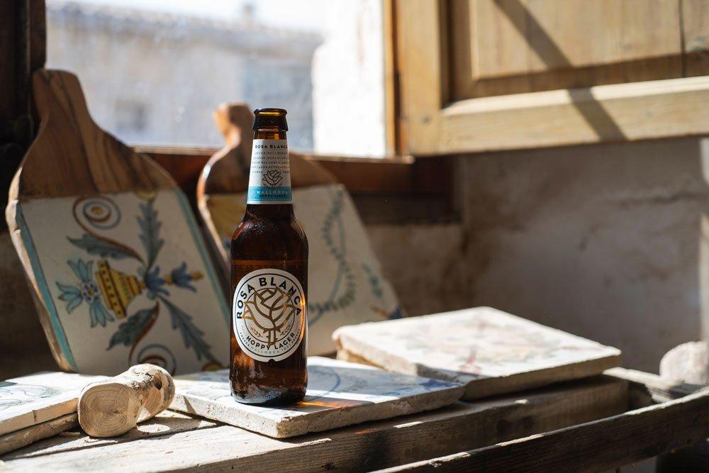 ⚡️  Cerveza Rosa Blanca vuelve a Mallorca con su HOPPY LAGER