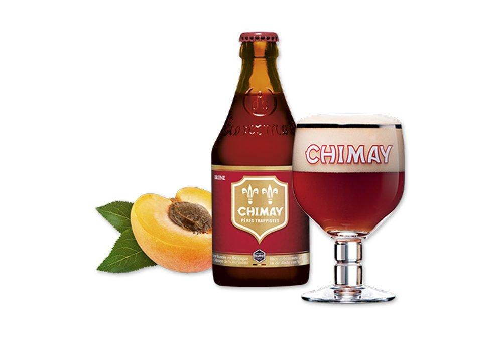 CHIMAY ROUGE, una de las mejores cervezas belgas y trapenses