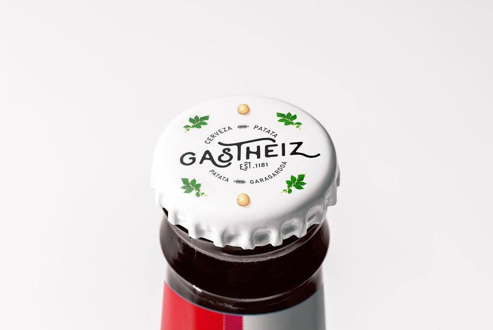 Las cervezas de patata de las vitorianas GASTHEIZ