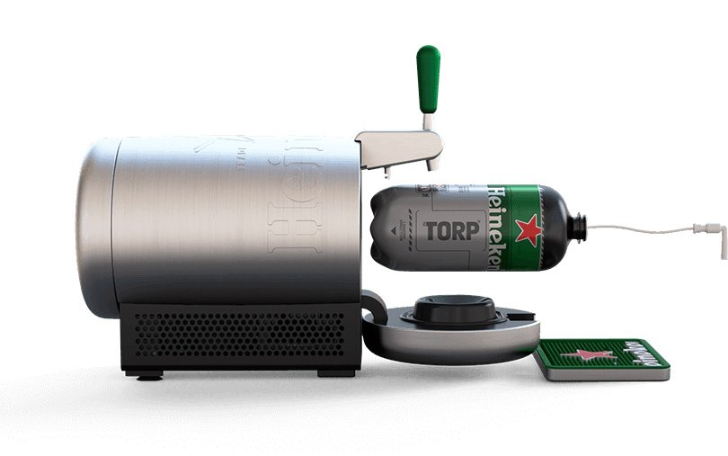Tiradores de cerveza. THE SUB, el tirador de cervezas doméstico, y sus cervezas TORP – Loopulo
