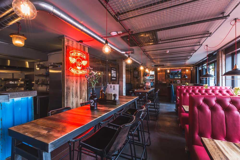 BrewDog abre su novena cervecería artesanal en Londres – Loopulo