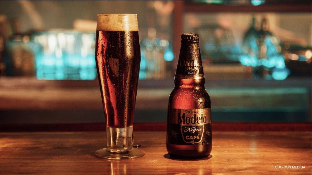 La cerveza Modelo de café para el Mundial 2018 – Loopulo