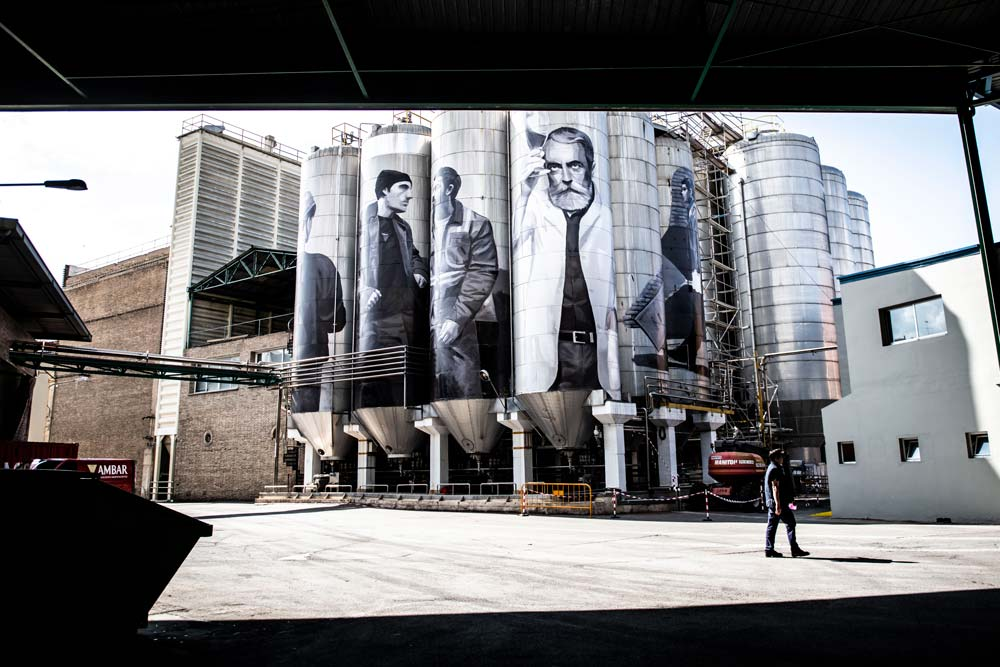 La transformación de la fábrica de Ambar por Miquel Wert – Loopulo