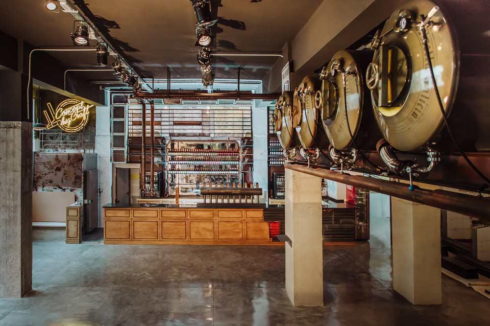 Concept Big Craft de Cerveza de Bodega – Loopulo