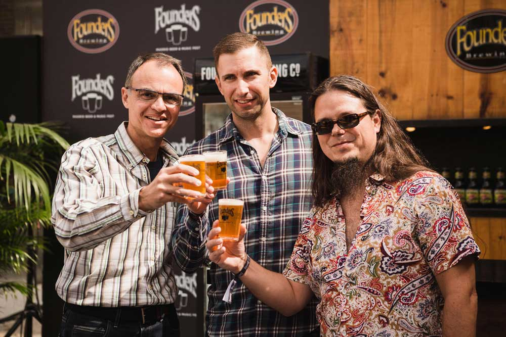 Founders Madrid Beer & Music Fest, en el Conde Duque de Madrid