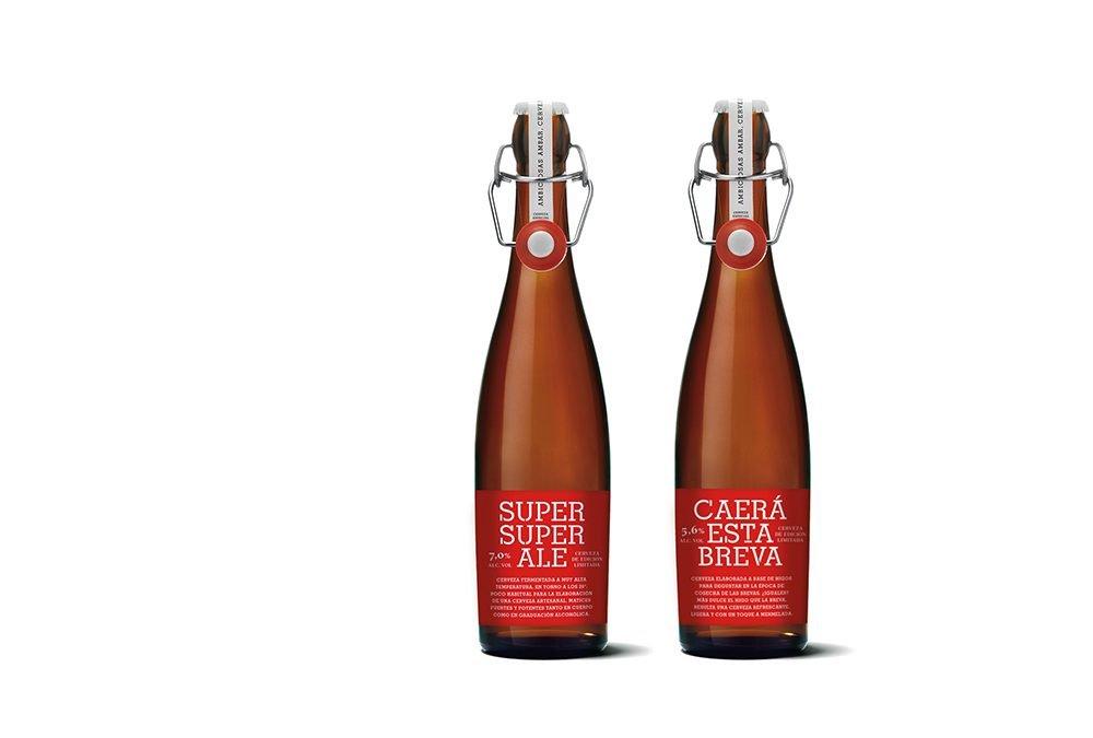 SUPER SUPER ALE y CAERÁ ESTA BREVA, las nuevas Ambiciosas de Ambar