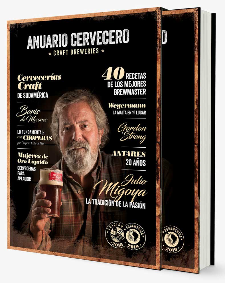 La segunda edición del Anuario Cervecero llegó a Sudamérica – Loopulo