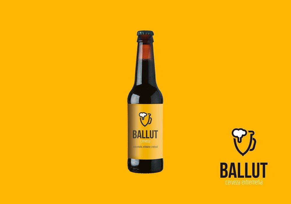 BALLUT y sus cervezas artesanas de Extremadura