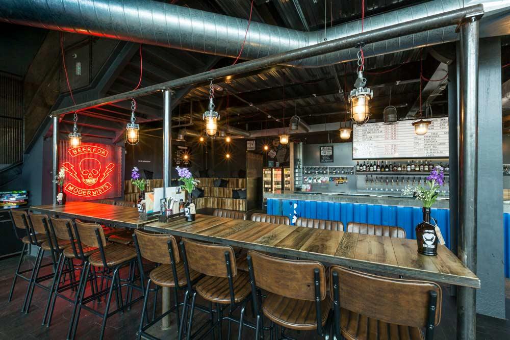 BrewDog continúa su cruzada artesanal con su bar en Milton Keynes – Loopulo