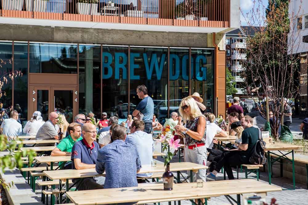 BrewDog continúa su revolución en Norrköping, Suecia