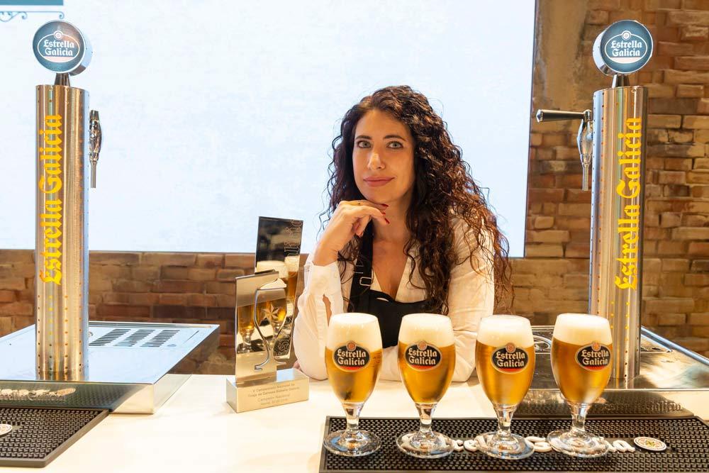 Campeonato Estrella Galicia de Tiraje de Cerveza