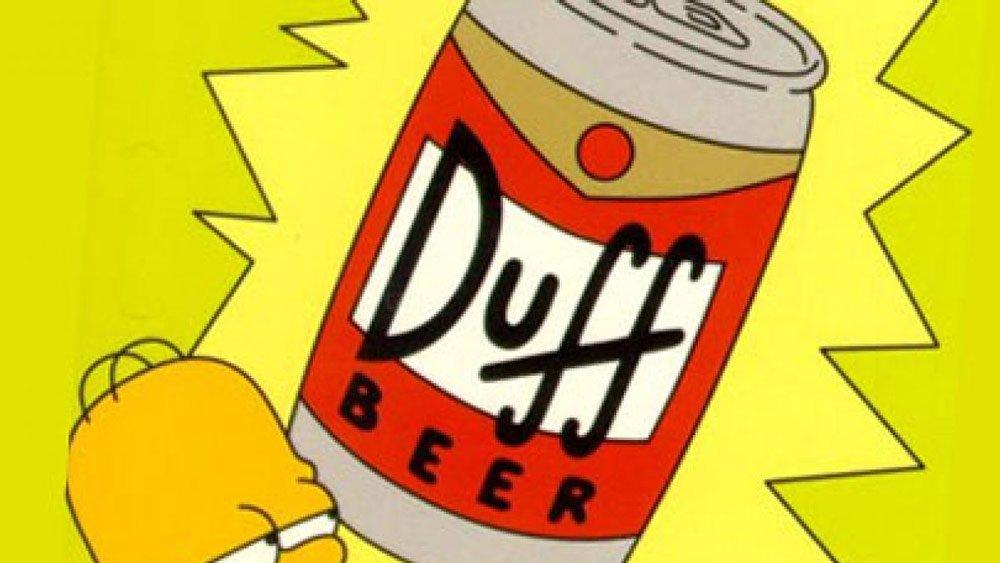 Cerveza Duff, la cerveza de Los Simpson – Loopulo