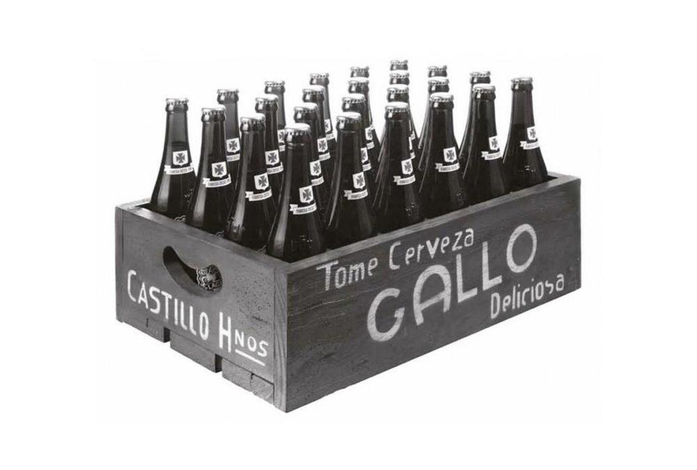 Cerveza Gallo, la más consumida en Guatemala
