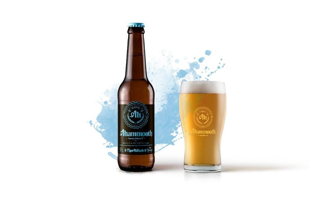 Cervezas Mammooth, cervezas artesanas de Granada