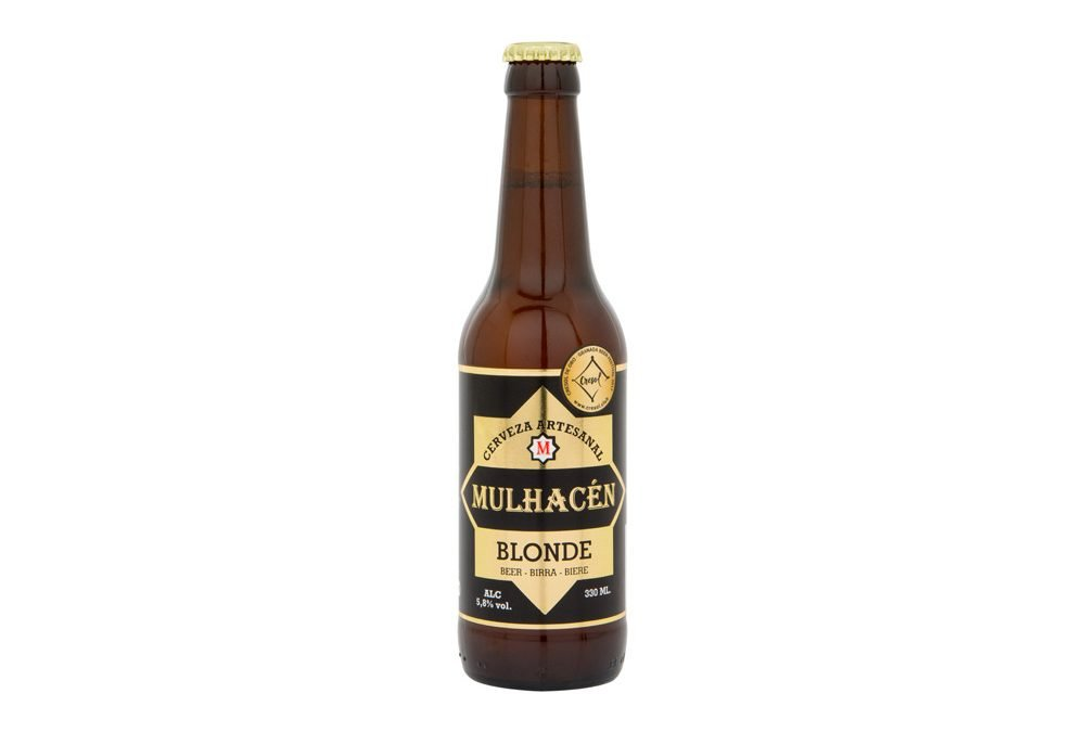 Cervezas Mulhacén, cervezas artesanas de Granada