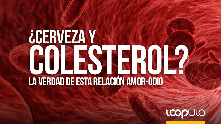 Y alcohol colesterol pastillas