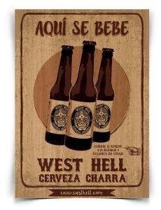 West Hell, la cerveza charra de Salamanca – Loopulo