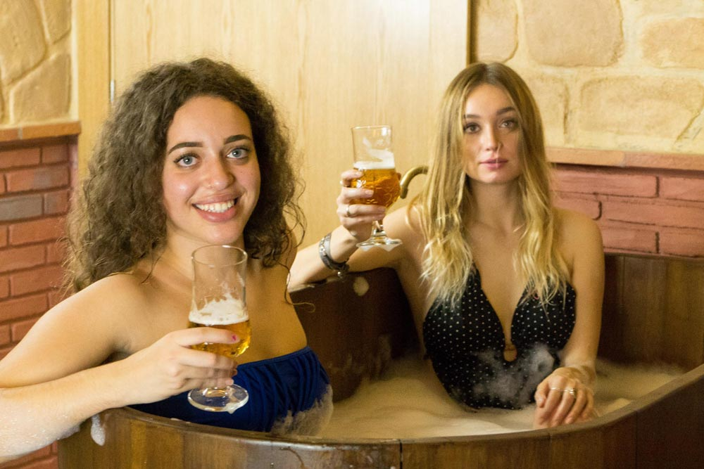 ALICANTE tendrá su propio Beer Spa a partir de octubre – Loopulo