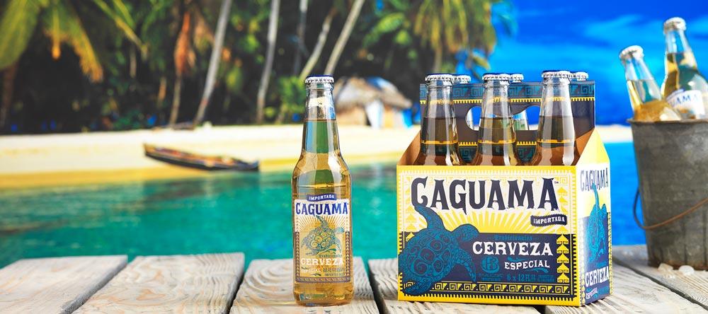 Caguama Una Medida De Cerveza Típica De México Loopulo