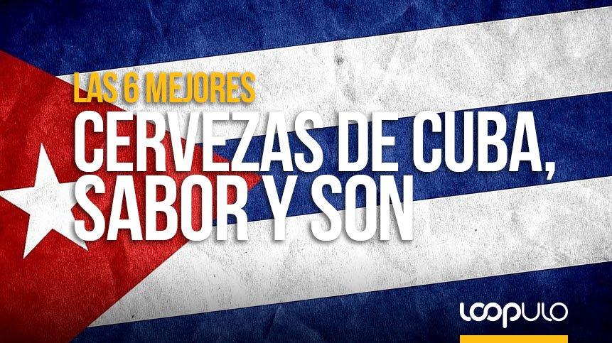 Las 6 MEJORES CERVEZAS DE CUBA, sabor y son