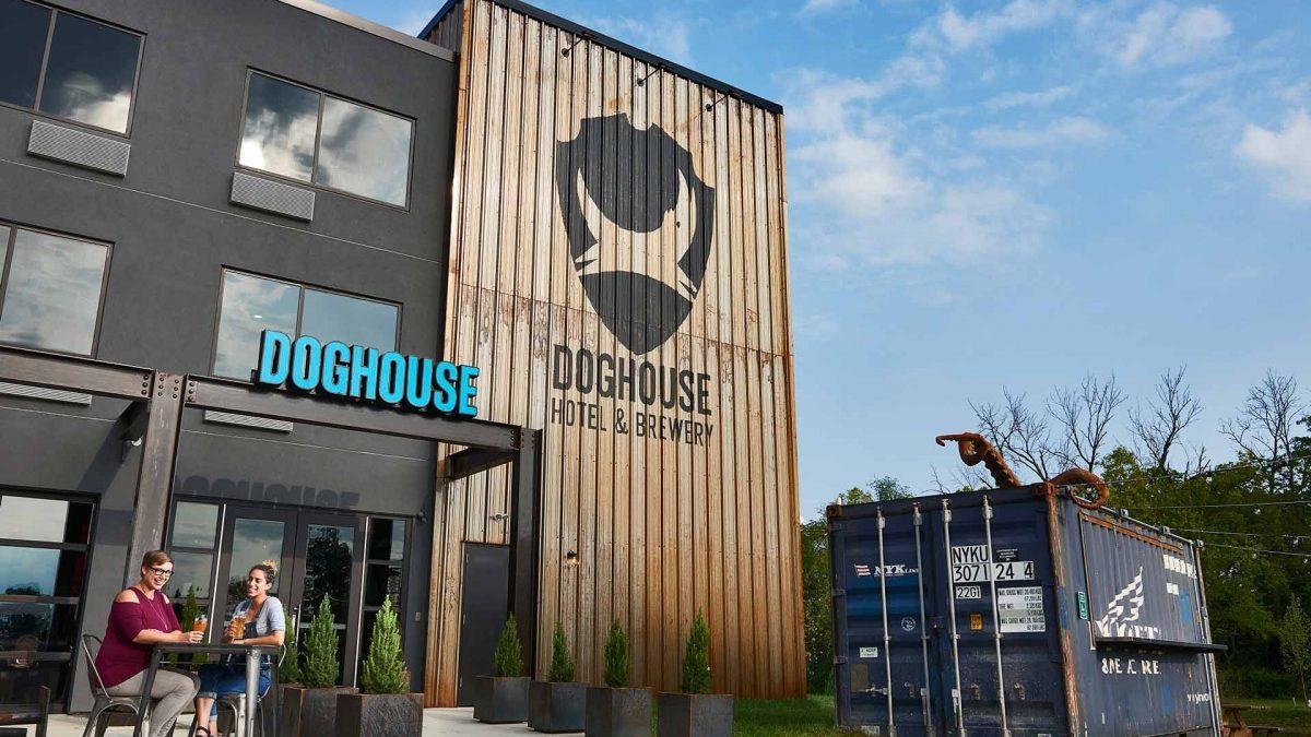 DogHouse, el hotel de BrewDog en EEUU, abre sus puertas