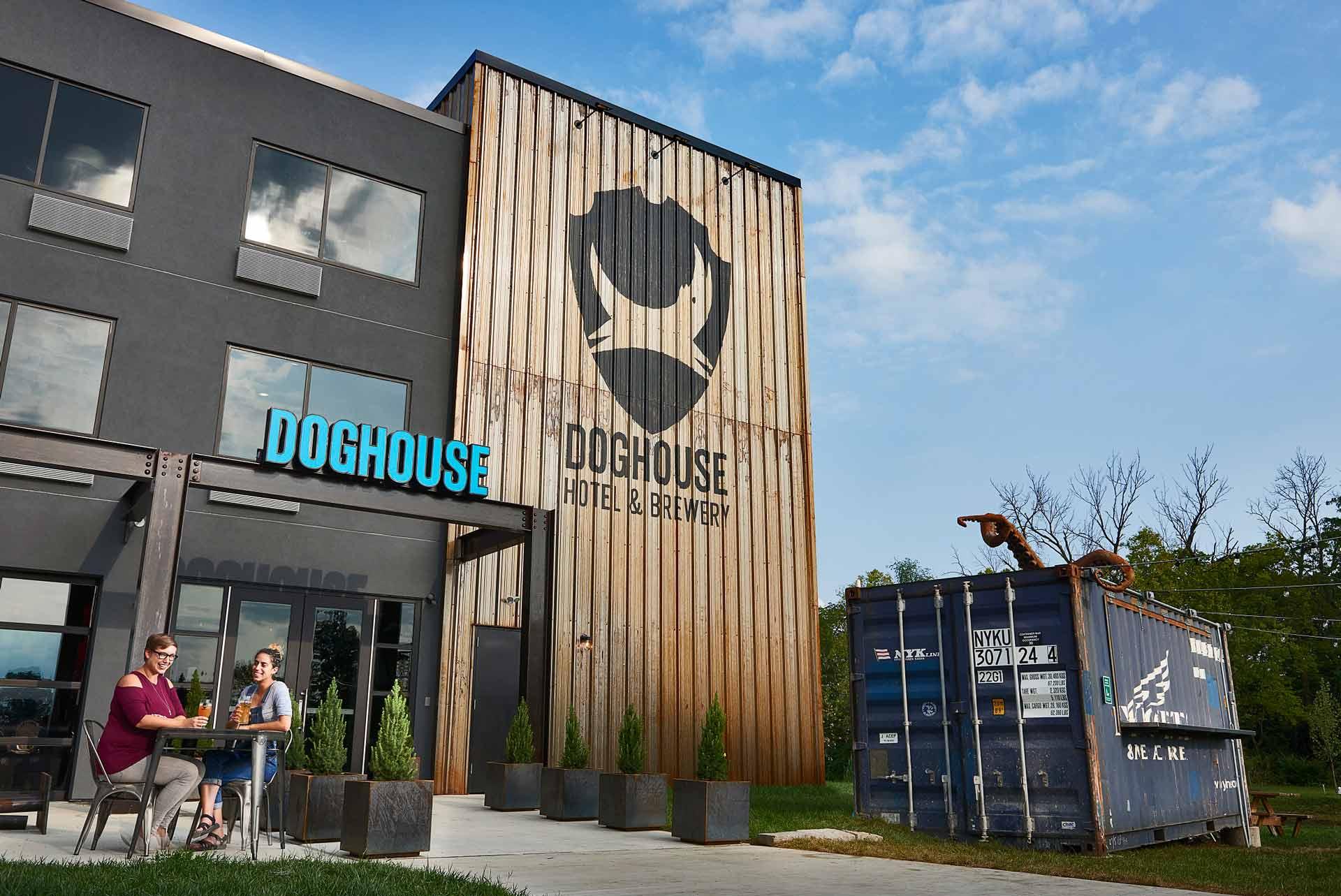 DogHouse, el hotel de BrewDog en EEUU, abre sus puertas – Loopulo