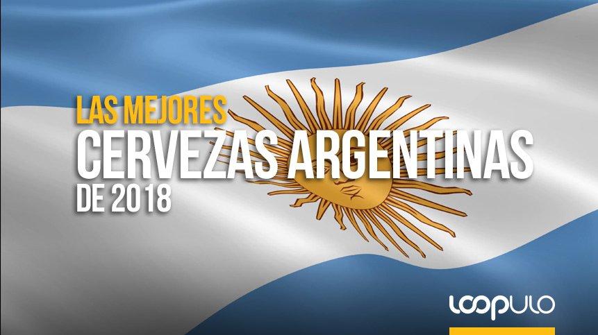 GANADORES de la Copa Argentina de Cervezas 2018
