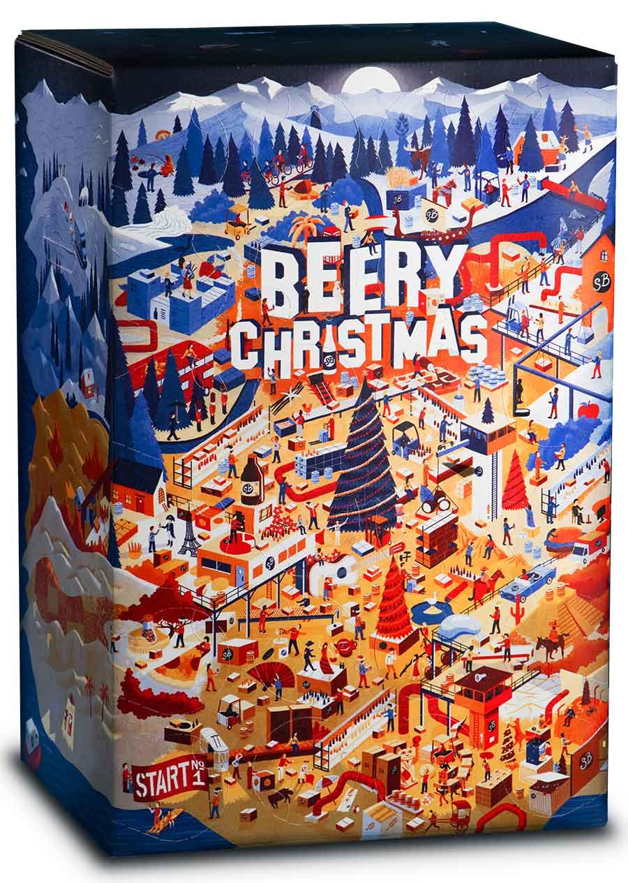 BEERY CHRISTMAS, vuelve el calendario de adviento de HOPT   Loopulo