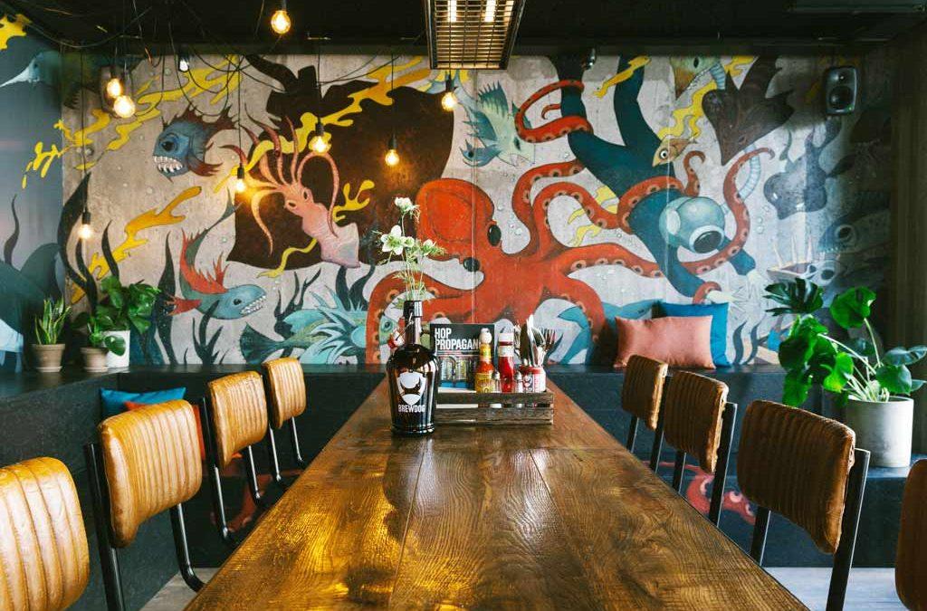 BrewDog abre su primer bar Reikiavik, Islandia