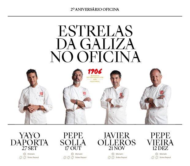 La 1906 presenta en Oporto lo mejor de la gastronomía gallega – Loopulo