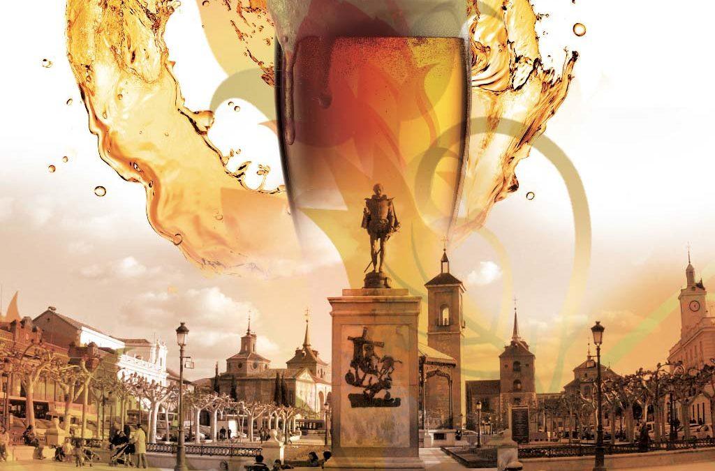 II Encuentro Cultural de Cerveza Artesana CervezArte en Alcalá de Henares