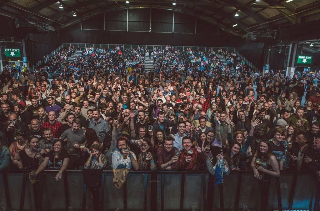 EQUITY FOR PUNKS V, otro gran éxito de BrewDog en Crowdcube
