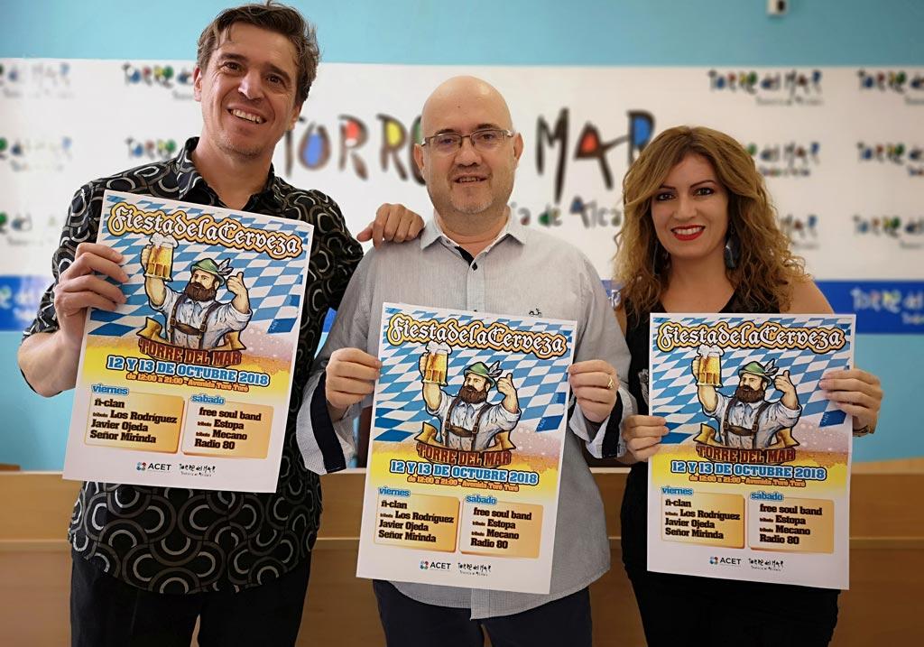 La Fiesta de la Cerveza de Torre del Mar y Javier Ojeda – Loopulo