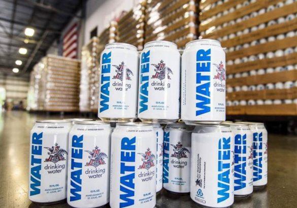 Anheuser-Busch envía agua enlatada por el huracán Florence – Loopulo