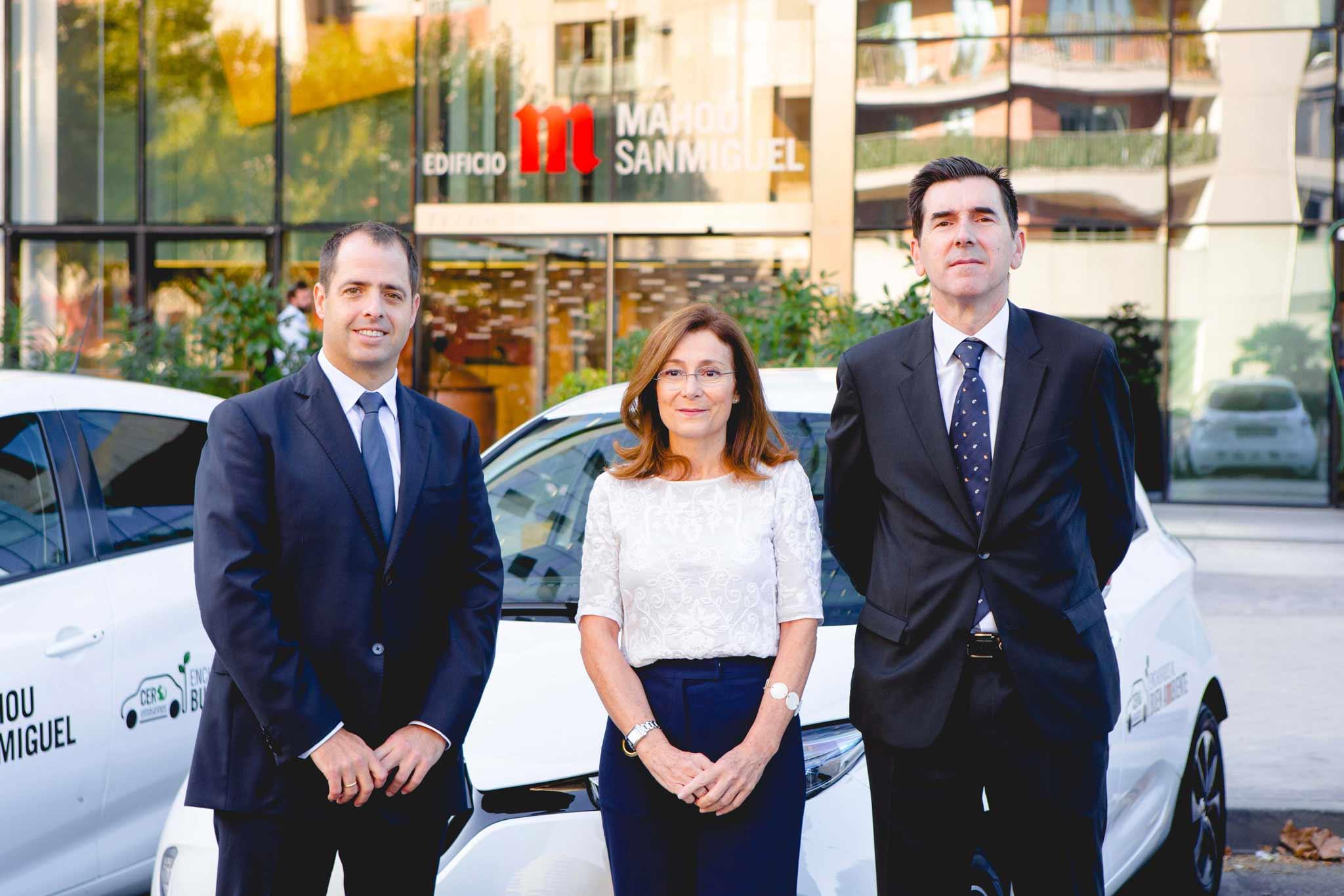 Nueva flota de vehículos 100% eléctricos de Mahou San Miguel – Loopulo