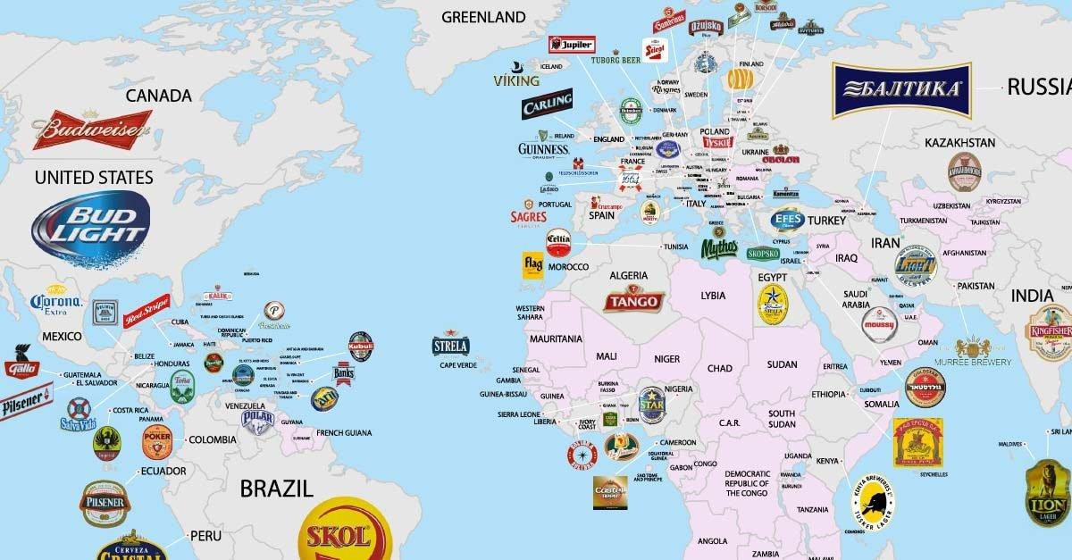 ¿Cuál es la cerveza más vendida en España?