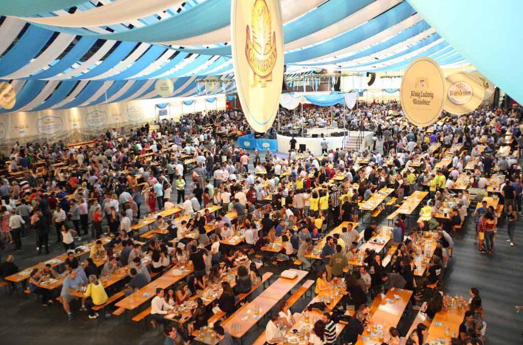 Oktoberfest Madrid en WiZink Center del 27 al 29 de septiembre
