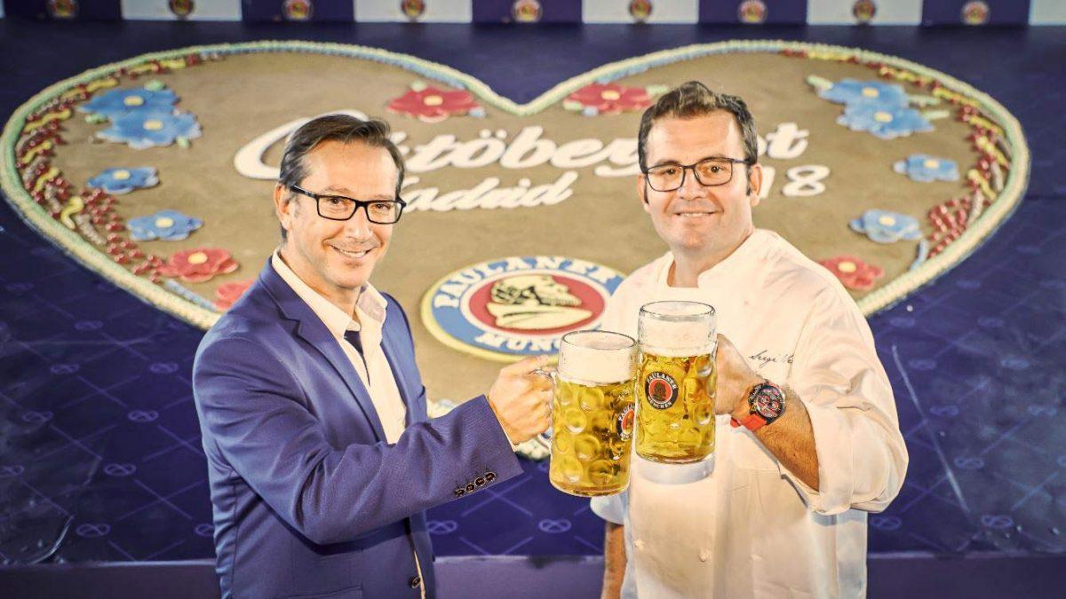 Paulaner Oktoberfest Madrid comenzará el 20 de septiembre