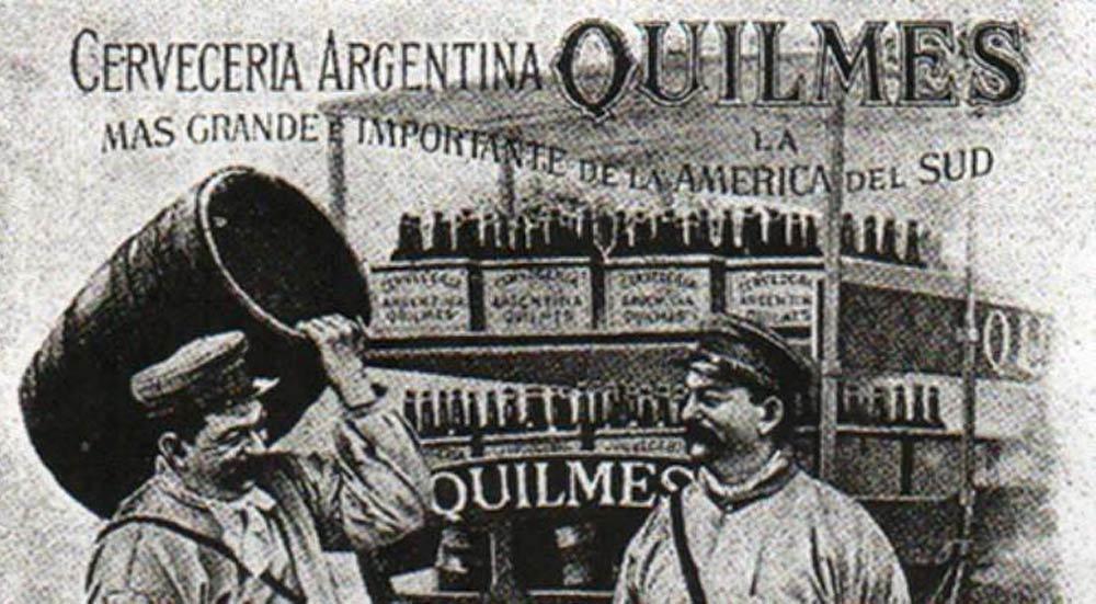 QUILMES, la cerveza argentina fundada por Otto Bemberg