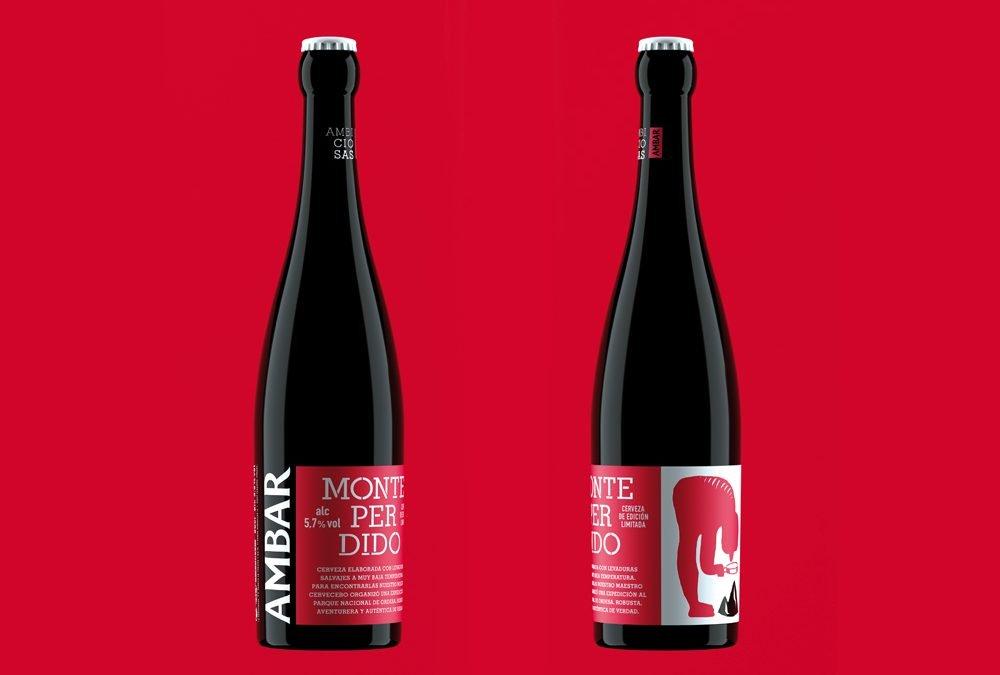 Ambar Monte Perdido, la primera cerveza elaborada con microflora salvaje del Parque Nacional de Ordesa