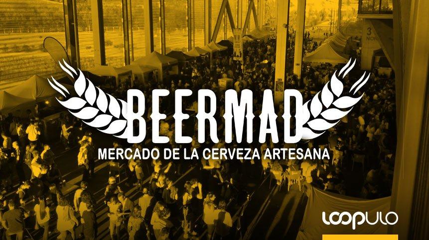 BeerMad Madrid, cuarta edición, tendrá lugar del 11 al 14 de octubre