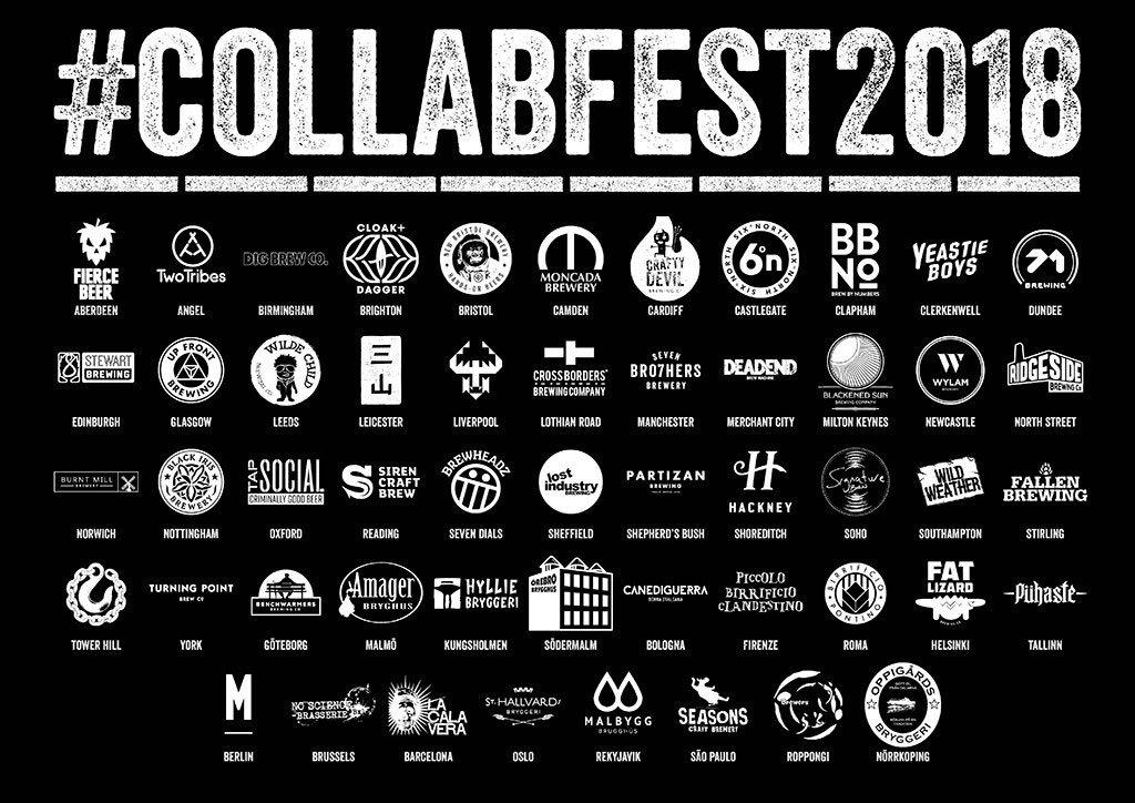 #COLLABFEST 2018, el festival cervecero contará con BrewDog   Loopulo