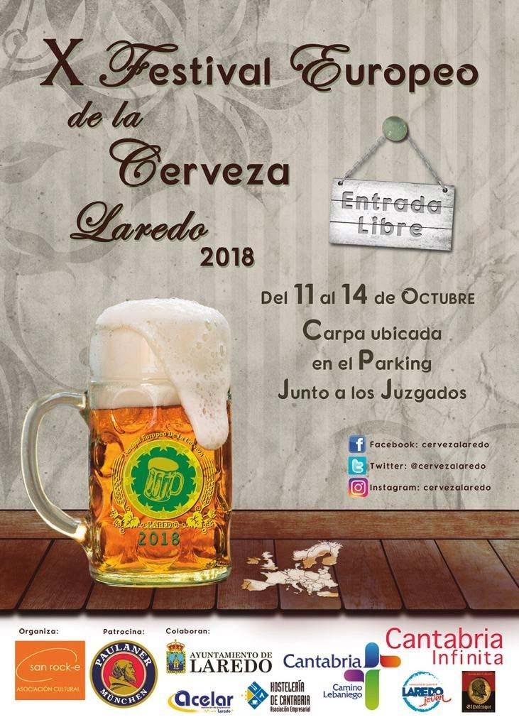 Festival Europeo de la Cerveza de Laredo 2018 – Loopulo