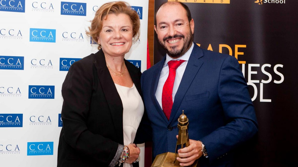 Global Chartered Controller Institute premia a Mahou San Miguel