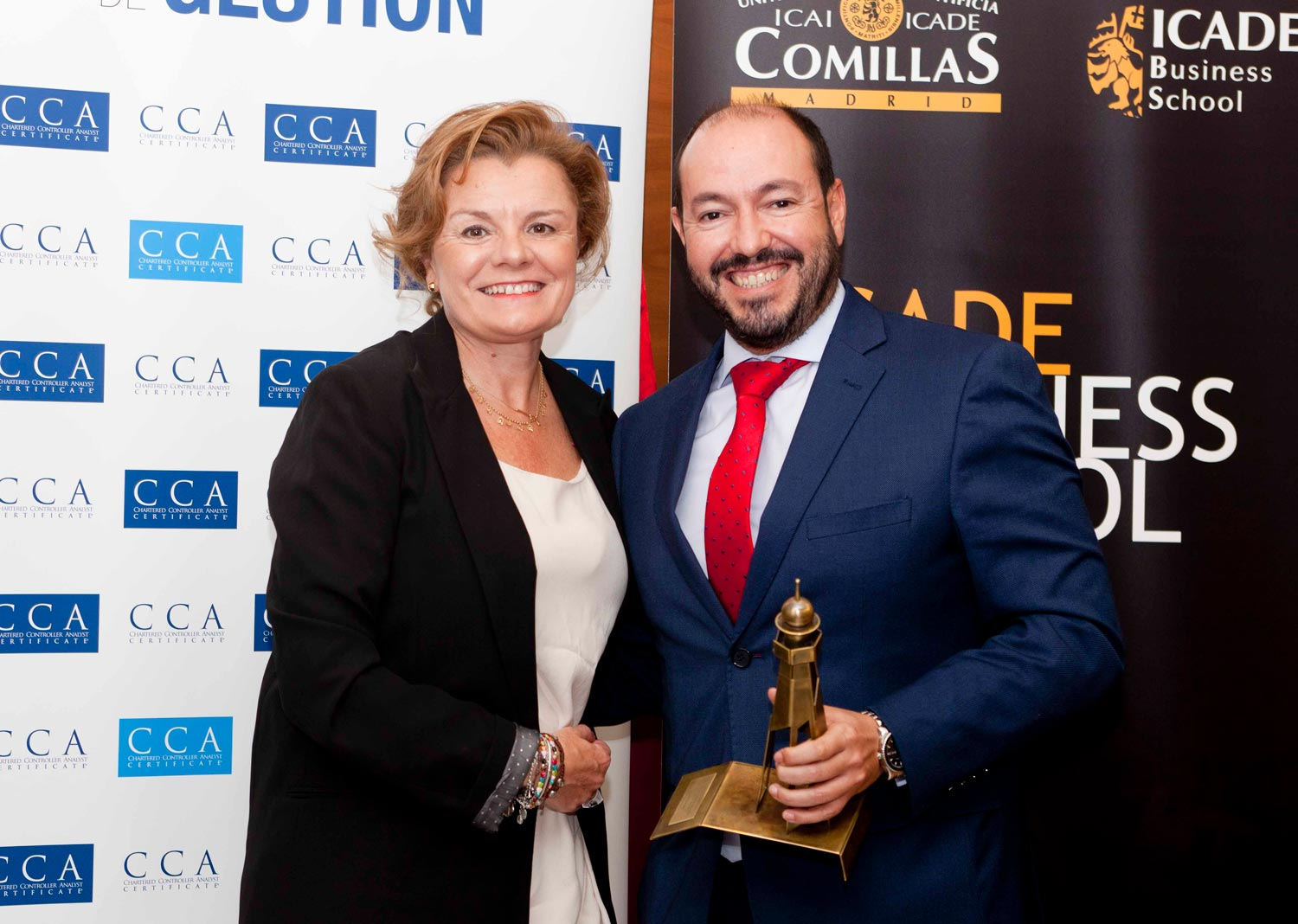 Global Chartered Controller Institute premia a Mahou San Miguel – Loopulo