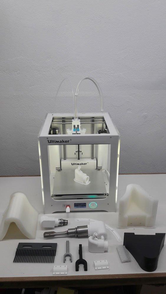 Impresoras 3D para fabricar repuestos de Mahou San Miguel – Loopulo