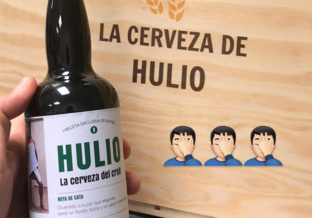 La cerveza de Hulio, la cerveza del futbolista Joaquín – Loopulo