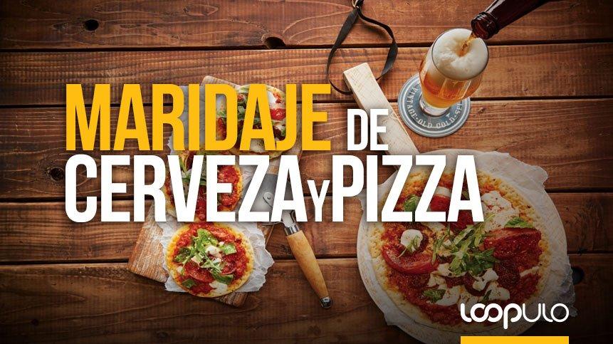 Los 10 mejores maridajes de cerveza con PIZZA